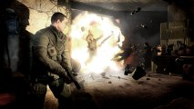 Скриншот № 3 из игры Sniper Elite V2 Silver Star Edition [PS3]