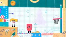 Скриншот № 1 из игры Snipperclips – Cut it out, together! [NSwitch]