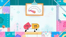 Скриншот № 2 из игры Snipperclips – Cut it out, together! [NSwitch]
