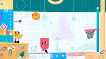 Скриншот № 4 из игры Snipperclips – Cut it out, together! [NSwitch]