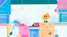 Скриншот № 5 из игры Snipperclips – Cut it out, together! [NSwitch]