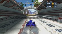 Скриншот № 2 из игры Sonic & SEGA All-Stars Racing [PS3]