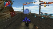 Скриншот № 3 из игры Sonic & Sega All-Stars Racing [Wii]