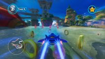 Скриншот № 1 из игры Sonic & All-Star Racing Transformed (Б/У) [PS Vita]