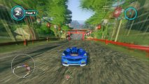 Скриншот № 3 из игры Sonic & All-Star Racing Transformed (Б/У) [PS Vita]