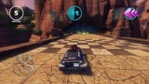 Скриншот № 4 из игры Sonic & All-Star Racing Transformed (Б/У) [PS Vita]