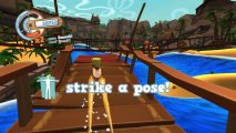 Скриншот № 0 из игры SpongeBob Surf & Skate Roadtrip [X360, MS Kinect]