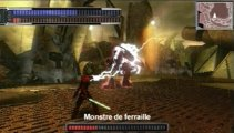 Скриншот № 0 из игры Star Wars: The Force Unleashed [PSP]