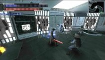 Скриншот № 4 из игры Star Wars: The Force Unleashed [PSP]