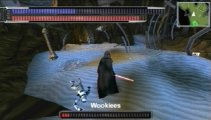 Скриншот № 8 из игры Star Wars: The Force Unleashed [PSP]