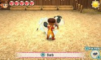 Скриншот № 4 из игры Story of Seasons: Trio of Towns [3DS]