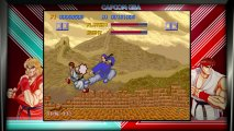 Скриншот № 1 из игры Street Fighter 30th Anniversary Collection [PS4]