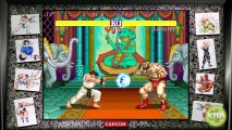Скриншот № 3 из игры Street Fighter 30th Anniversary Collection [PS4]
