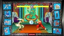 Скриншот № 9 из игры Street Fighter 30th Anniversary Collection [PS4]