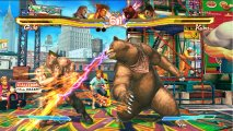 Скриншот № 10 из игры Street Fighter x Tekken. Special Edition [PS3]