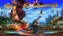Скриншот № 11 из игры Street Fighter x Tekken. Special Edition [PS3]