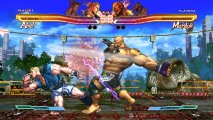 Скриншот № 3 из игры Street Fighter x Tekken. Special Edition [PS3]