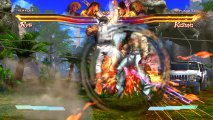 Скриншот № 5 из игры Street Fighter x Tekken. Special Edition [PS3]