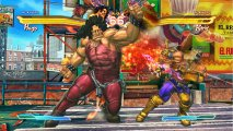 Скриншот № 9 из игры Street Fighter x Tekken. Special Edition [PS3]