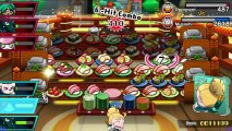 Скриншот № 3 из игры Sushi Striker: The Way of Sushido (Б/У) [3DS]