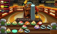 Скриншот № 4 из игры Sushi Striker: The Way of Sushido (Б/У) [3DS]