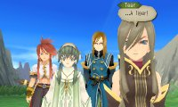 Скриншот № 4 из игры Tales of the Abyss (Б/У) [3DS]