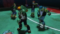 Скриншот № 0 из игры Teenage Mutant Ninja Turtles: Mutants in Manhattan [X360]