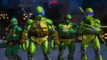 Скриншот № 1 из игры Teenage Mutant Ninja Turtles: Mutants in Manhattan [X360]