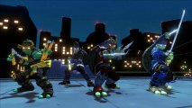 Скриншот № 2 из игры Teenage Mutant Ninja Turtles: Mutants in Manhattan [X360]