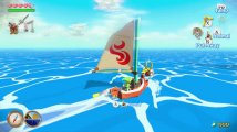 Скриншот № 0 из игры Legend of Zelda: The Wind Waker HD (Б/У) [Wii U]
