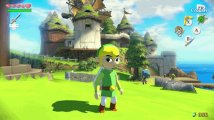 Скриншот № 2 из игры Legend of Zelda: The Wind Waker HD (Б/У) [Wii U]