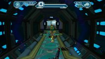 Скриншот № 1 из игры Ratchet & Clank Trilogy – Classics HD (Б/У) [PS3]