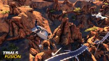 Скриншот № 1 из игры Trials Fusion - The Awesome Max Edition [Xbox One]