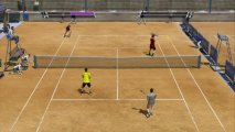 Скриншот № 0 из игры Virtua Tennis 4 + Sony Move Motion Controller (Контроллер движений) [PS3]