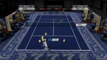 Скриншот № 5 из игры Virtua Tennis 4 + Sony Move Motion Controller (Контроллер движений) [PS3]