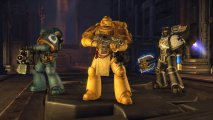 Скриншот № 6 из игры Warhammer 40 000: Space Marine [PC, Jewel]