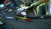 Скриншот № 2 из игры WipEout Omega Collection (Б/У) [PS4]