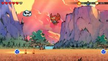 Скриншот № 1 из игры Wonder Boy: The Dragon's Trap [NSwitch]