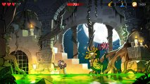 Скриншот № 3 из игры Wonder Boy: The Dragon's Trap [NSwitch]