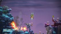 Скриншот № 5 из игры Worms : Weapons of Mass Destruction (Б/У) [PS4]