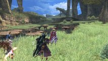 Скриншот № 3 из игры Xenoblade Chronicles On The New [New 3DS]