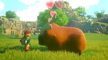 Скриншот № 2 из игры Yonder: The Cloud Catcher Chronicles [PS4]