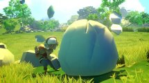 Скриншот № 4 из игры Yonder: The Cloud Catcher Chronicles [PS4]