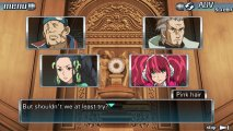 Скриншот № 2 из игры Zero Escape: The Nonary Games (US) [PS Vita]