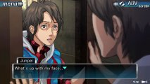 Скриншот № 6 из игры Zero Escape: The Nonary Games (US) [PS Vita]