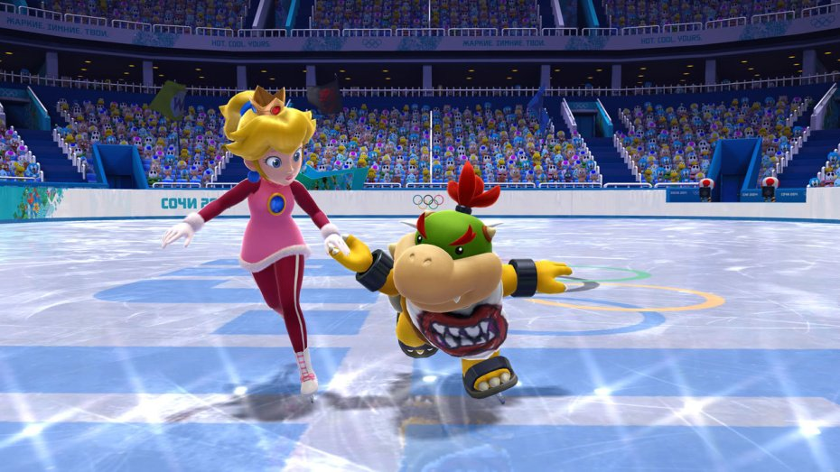 Mario and Sonic at the Sochi 2014: Olympic Winter Games21503
